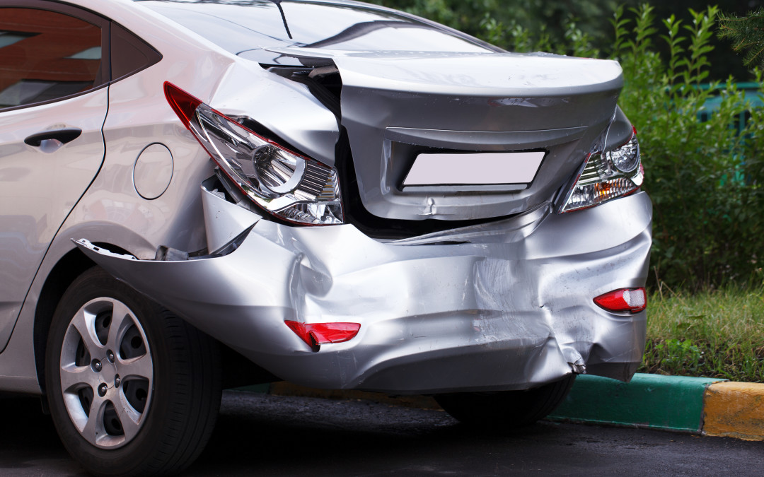 Back Injuries Caused by Car Accidents